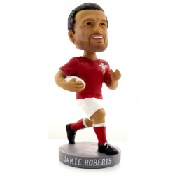 "4"" Fully Customized Polyresin Bobble Head Figurine Figue"
