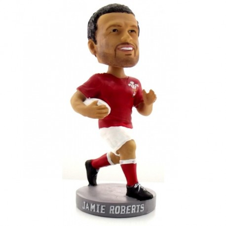 """4"""" Fully Customized Polyresin Bobble Head Figurine Figue"""