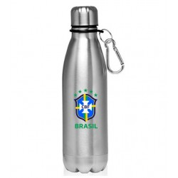 USA PRINTED 25 oz Stainless Steel w/ Carabiner