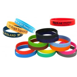 Bold Bands - Premium Silicone Printed Wristbands