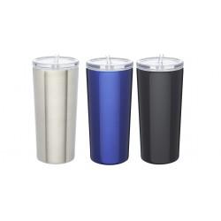 16 oz Double Wall Vacuum Insulated Stainless Wine Mug