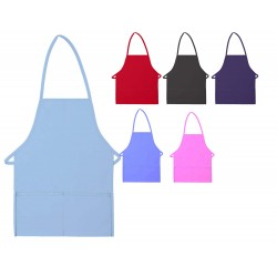 Heavy Duty Apron with Pockets