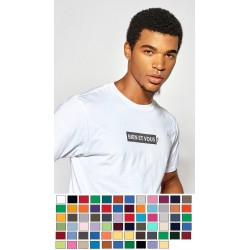 Promo Printed Promotional Product Cotton Polyblend Shirt