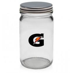 12 oz Glass Canning Mason Jars