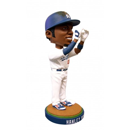 """7"""" Fully Customized Polyresin Bobble Head Figurine Figue"""