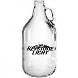 64 oz Clear BeerHave Growlers