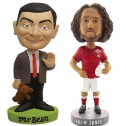 "4"" Customized Bobble Bangerz Line of  Bobble Head Figurines"